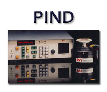 PIND - Particle Impact Noise Detection