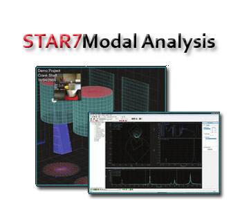 STAR Modal - comprehensive structural analysis