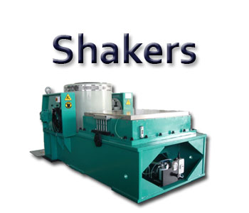 Broad range of Electrodynamic Shaker Systems